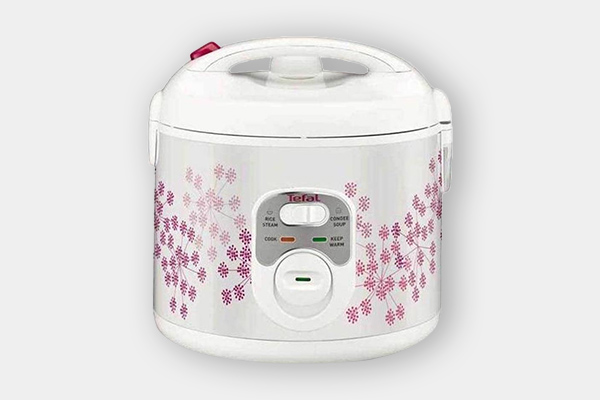Old style tupperware rice cooker instructions