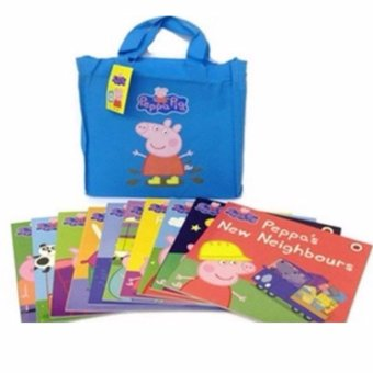 11 Peppa Pig and Friends Children's Storybooks