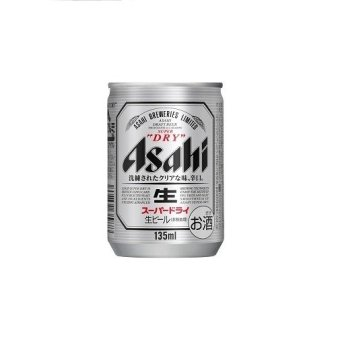 Asahi Super Dry MINI Cans 24 x 135 ml