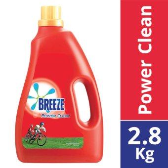 Breeze Power Clean Detergent Powder 2.8kg