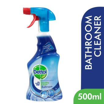 Dettol Bathroom Cleaner Trigger Spray (500ml X 1pc)