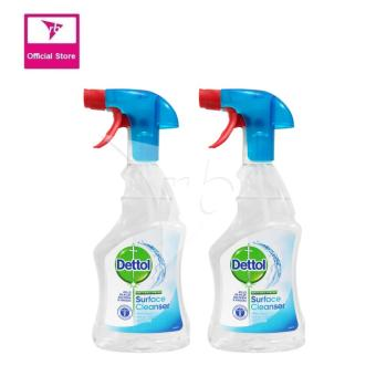 Dettol Trigger Surface Cleaner 500ML Twin Pack