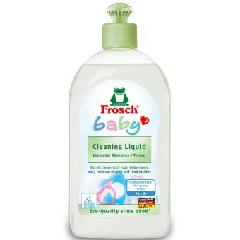 Frosch Baby Utensil Cleaner or Cleaning Liquid ( 3pcs x 500ml )