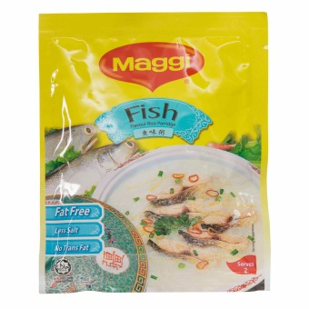 MAGGI Fish Rice Porridge (63g)