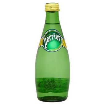 Perrier Sparkling Mineral Water 24 x 330ml