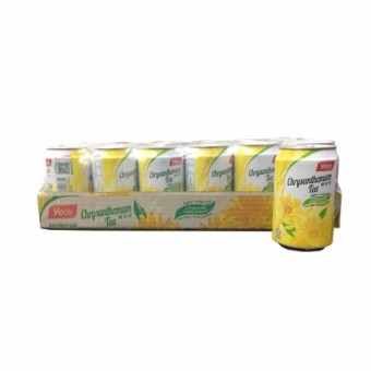 Yeos Chrysanthemum - 300 ml x 24 cans