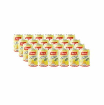 Yeos Lemon Barley - 300 ml x 24 cans