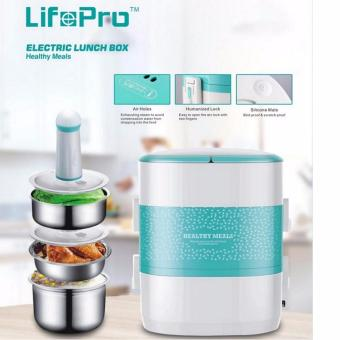 2L Electric Lunch Box with Vacuum Pump