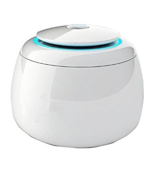 Ansee USB Mini Portable Humidifier For Office Home (White)