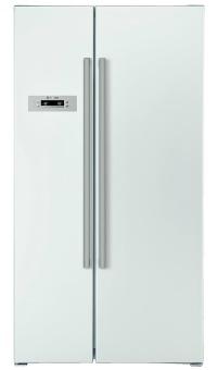 bosch kan62v00 588l side by side refrigerator white lazada. Black Bedroom Furniture Sets. Home Design Ideas