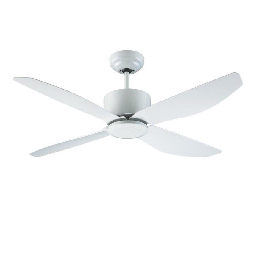 "Crestar Hypac Polycarbonate 48"" Ceiling Fan | Lazada Singapore"