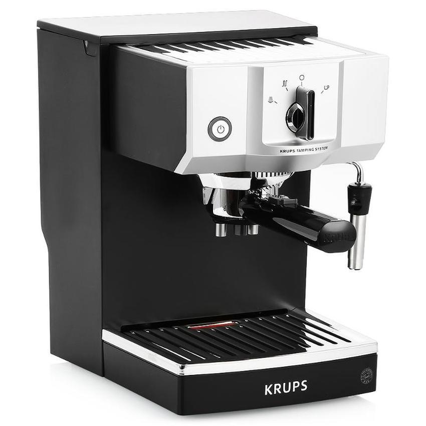 machine cafe krups krups espresso coffee machine black xp with machine cafe krups simple. Black Bedroom Furniture Sets. Home Design Ideas