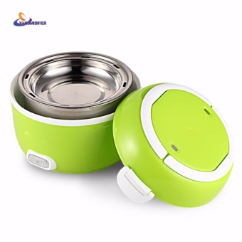 Newest 1.2L Portable Lunch Box Electric Rice Cooker 200WMultifunction Mini Rice Cooker - intl
