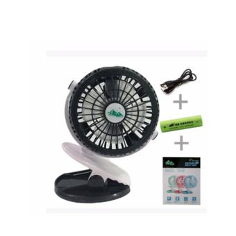 Stroller Fan?Clip-on Fan for Pram New Version (Black)