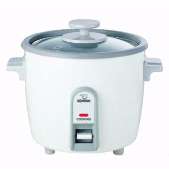 Zojirushi 1.8L Rice Cooker / Steamer NHSQ18WB (White)