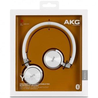 AKG Y45BT On-ear Headphone (White)