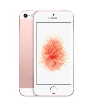 "Apple iPhone SE 4"" 16GB Rose Gold - Int'l"