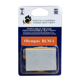 BLM-1 Rechargeable Lithium Ion Battery For Olympus Cameras