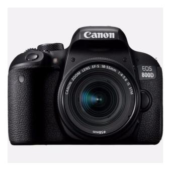 Canon EOS 800D + 18-55 IS STM Lens warranty