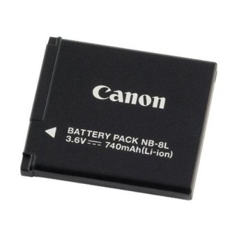 Canon NB-8L Rechargeable Lithium-Ion Battery Pack (3.6V )