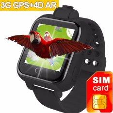 Kid Smartwatch 3g Gps Tracker Sos/call/chat/camera/pedometer