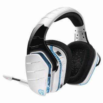 Logitech G933 Artemis Spectrum Snow Wireless 7.1 Surround Sound Gaming Headset