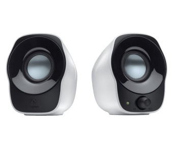 Logitech Z120 Compact Stereo USB Powered Speakers