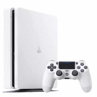 New Playstation 4 slim console PS4 (500GB) White (CUH-2006 with Sony warranty)