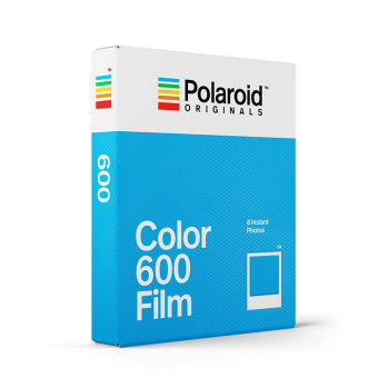 Polaroid originals Polaroid 600 paper classic white side multi-color 17 years in September spot goods