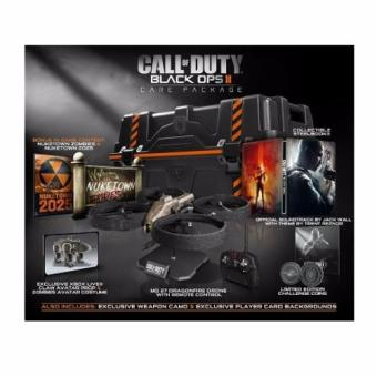 PS3 Call Of Duty Black Ops 2 Care Package Limited Edition