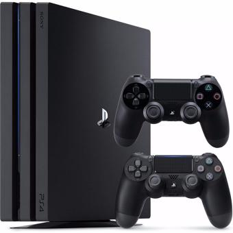 PS4 1TB Pro Console with Extra PS4 Dual Shock 4 Wireless Controller (EXPORT)
