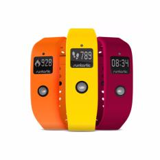 Runtastic Orbit Coloured Wristband Set Set 1