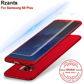 Rzants For Samsung S8 Plus Galaxy 360 Full Cover ShockProof Case -intl