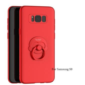 Samsung Galaxy S8 Phone Case with Ring