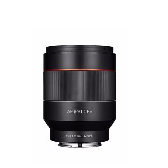 Samyang AF 50 mm F1.4 Auto Focus Lens for Sony FE Mount
