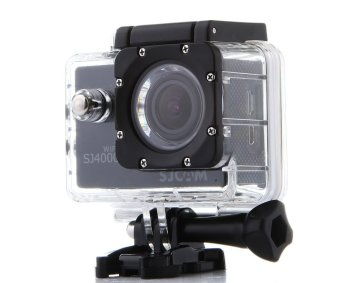 SJCAM SJ4000 WiFi 12MP Full HD Action Camera (Black) Local Agent