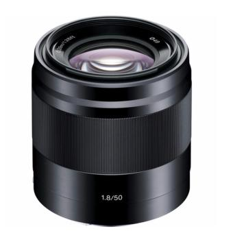 Sony E 50mm f/1.8 OSS Lens (Black) Warranty