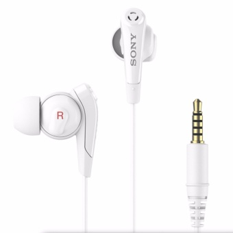 Sony MDR-NC31EM Digital Noise Cancelling Headset Earphones [White]