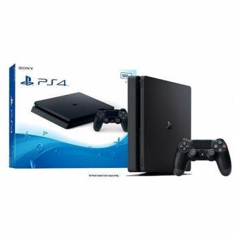 Sony PS4 Slim 500GB Playstation 4 Console (Black) English version