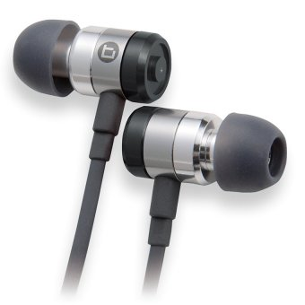 TDK CLEF-P In-Ear Canal Headphones Live Black
