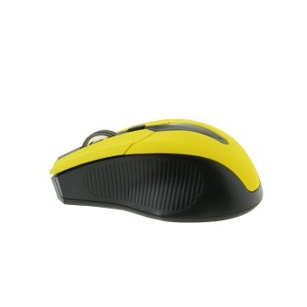 wireless mouse Computer mouse Optical Mouse WH037Wireless mouseYellow - intl