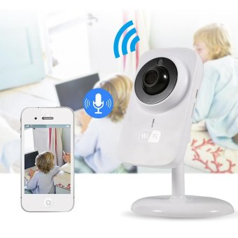 Wireless Network Wifi Security Camera Indoor Baby Monitor US Plug - intl