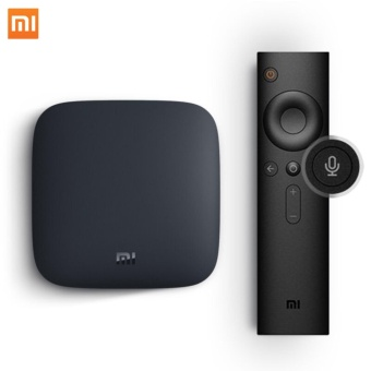 Xiaomi MI Box 4K Ultra HD Media Player Set-top Box Global Version