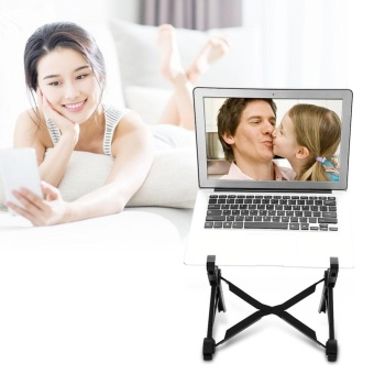 YOSOO NEXSTAND Foldable Laptop Stand Adjustable Height - intl
