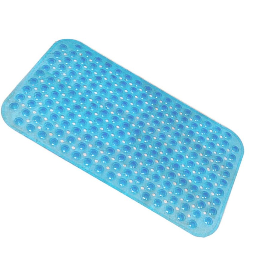 360dsc non slip pvc massage bath mat pad shower tub buy conair 174 pollenex solid teak roll up shower mat from