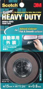 3M(TM) Scotch(R) Car Mounting Tape - KCA-15 Vehicle Exterior