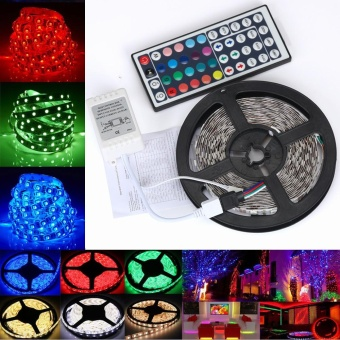 5M 3528 RGB LED Strip Strip Strip Strip Lights SMD Lights String Lights - intl