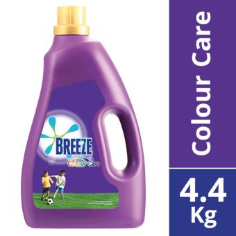 Breeze Colour Care Liquid Detergent 4.4kg
