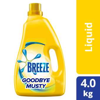 Breeze Indoor Drying Liquid Detergent 4.4kg