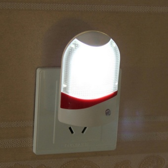 Colorful Light-operated LED Sensor Night Lights Switch Night Lamp - intl
